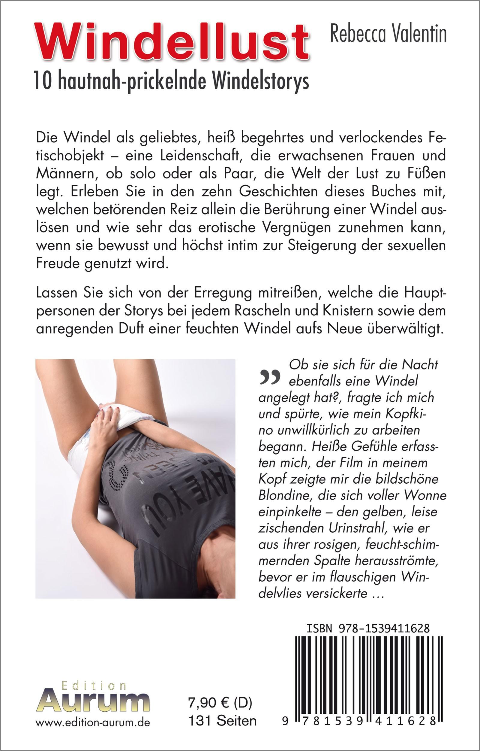 Windellust - Buchrücken