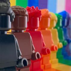 Ein besonderes Lego-Set zum Pride Month