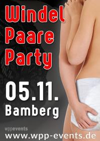Windelpaare-Party am 05.11.2016 in Bamberg
