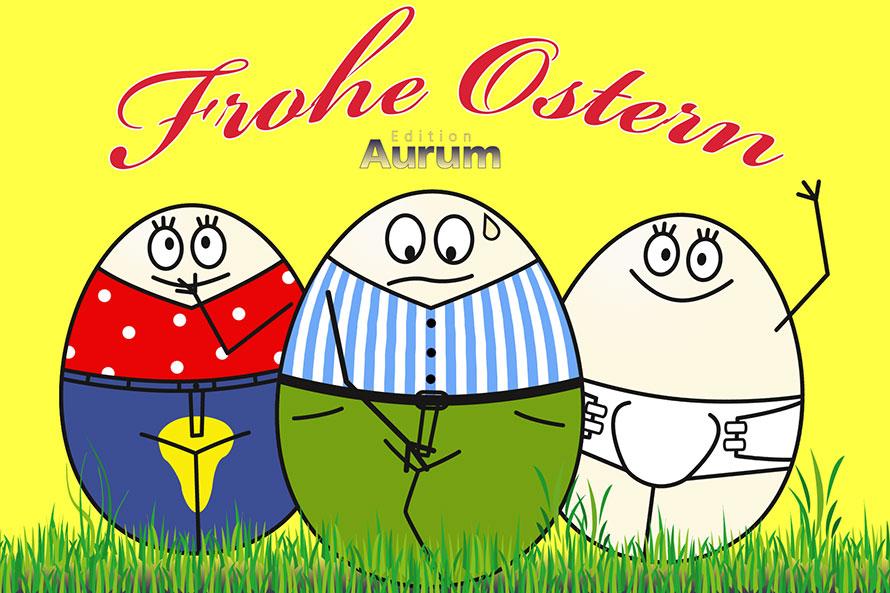 """Frohe Ostern - Eier thematisch bemalt zu """"in die Hose pinkeln"""", """"Pee-Desperation"""" und """"Windeln tragen"""""""