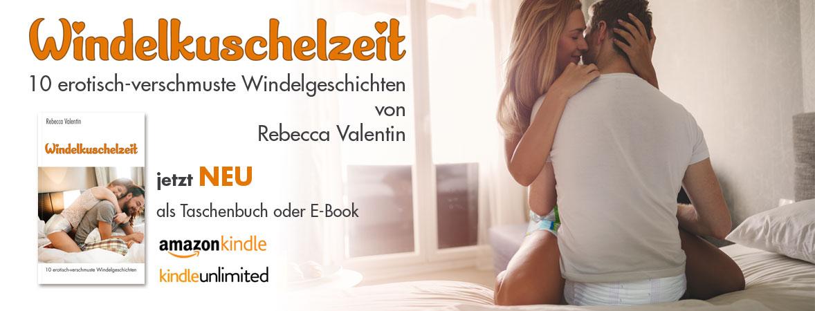 Buch Windelkuschelzeit - 10 erotisch-verschmuste Windelgeschichten